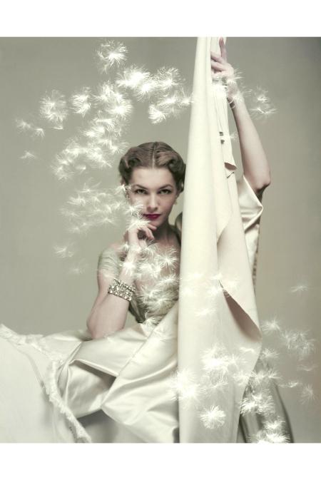 georgia-hamilton-in-silk-taffeta-dress-holding-yards-of-silk-by-ducharne-and-c-m-gourdon-copia