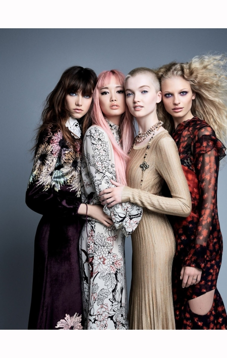 grace-hartzel-fernanda-ly-ruth-bell-frederikke-sofie-vogue-china-july-2016-patrick-demarchelier-cover