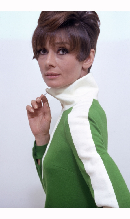 audrey-hepburn-wears-a-mini-dress-by-mary-quant-in-two-for-the-road-1967-william-klein