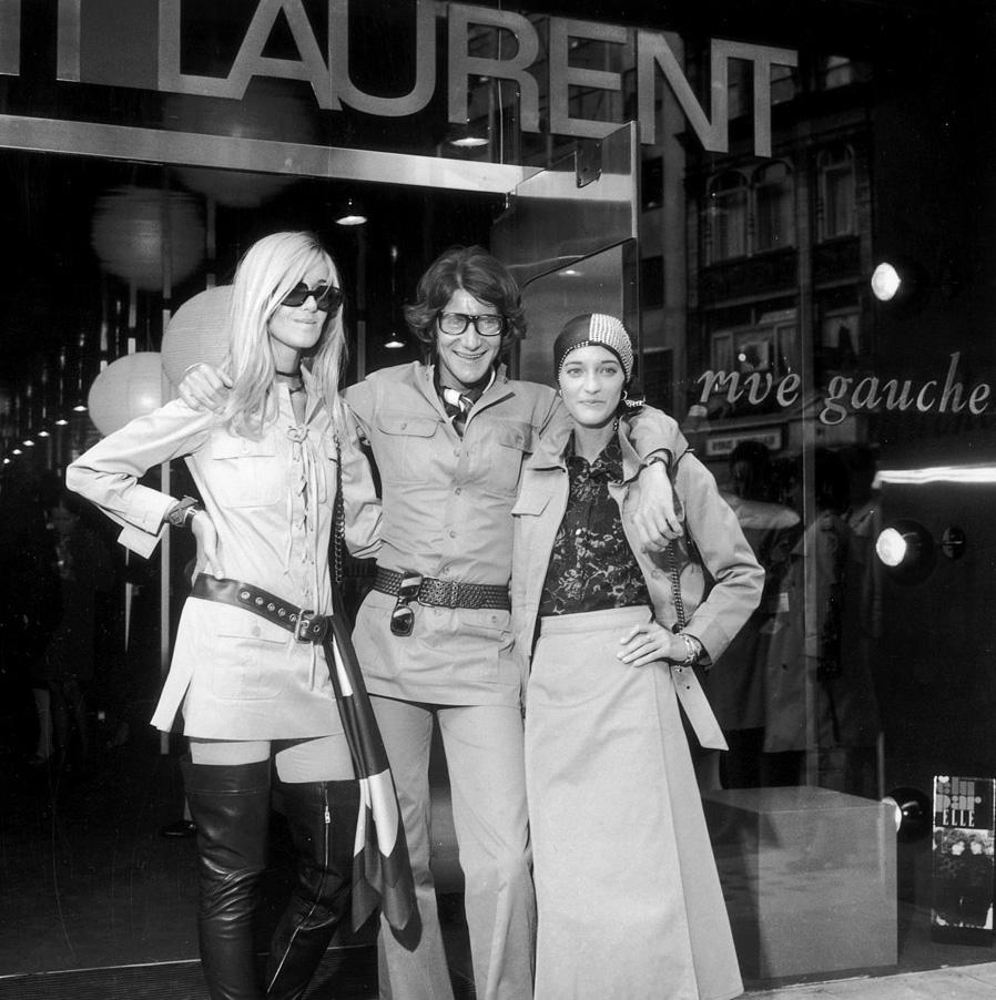 Yves saint laurent pleasurephoto for Miroir yves saint laurent