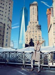 Caroline Trentini Vogue, February 2015 © Mikael Jansson4