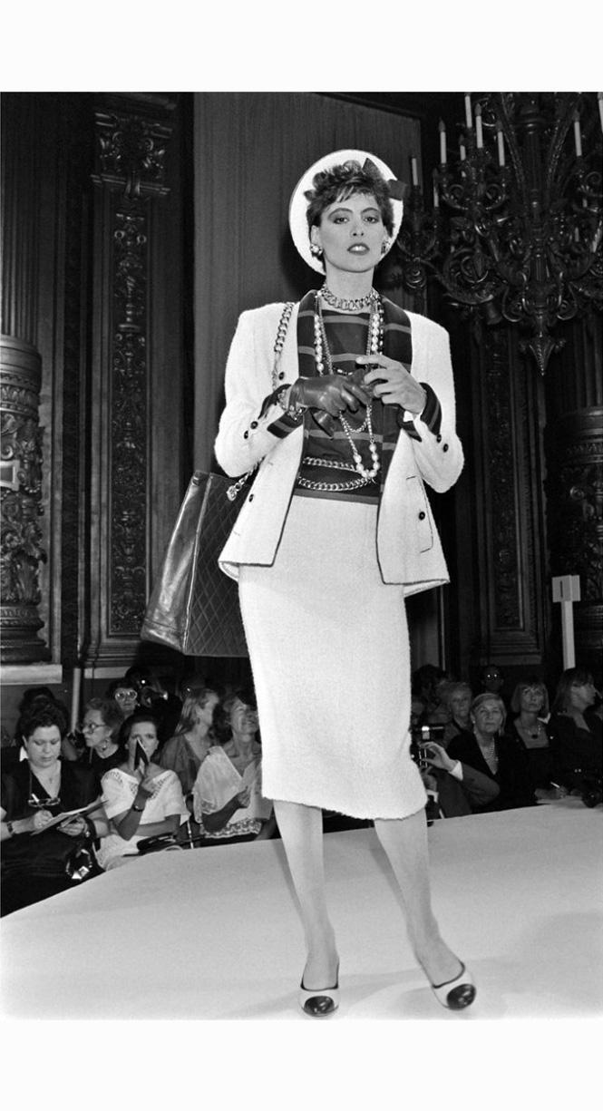 Chanel pleasurephoto - Ines de la fressange filles ...