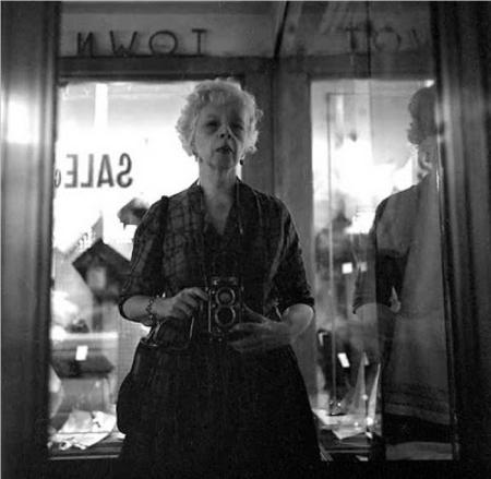 lisette-model-self-portrait-new-york-city-undated