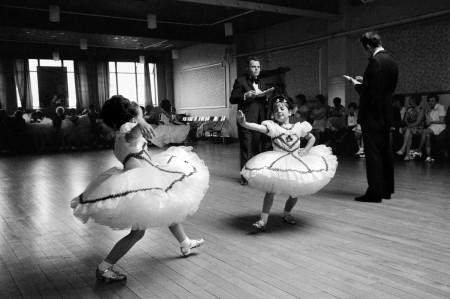 G.B. WALES. Bargoed. Junior Wales ballroom dancing championships. 1973