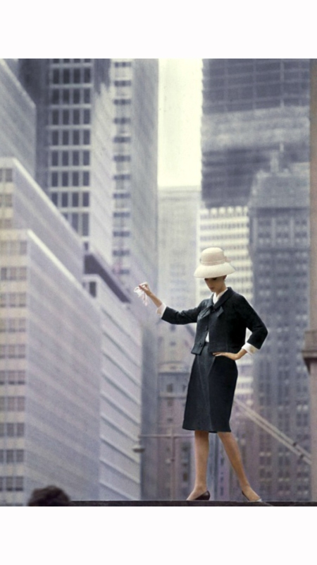 Horst - Vogue 1962