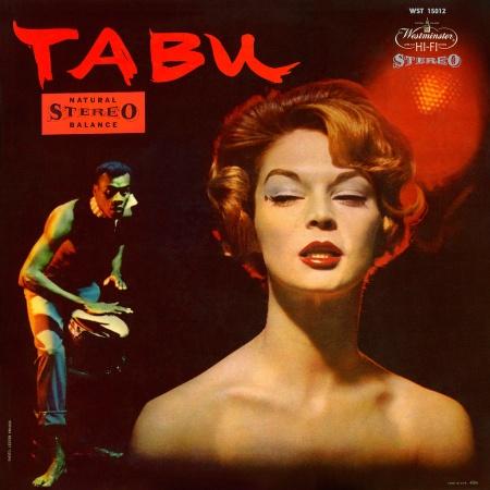 ralph-font-tabu-1959-westminster-hi-fi-cover-photo-by-lester-krauss-model-jean-patchett