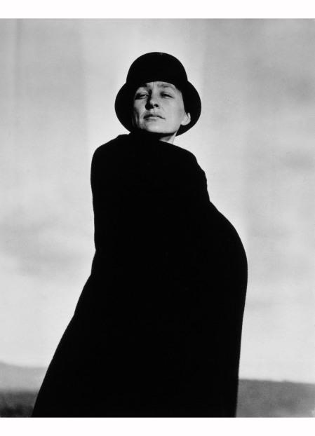 Alfred Stieglitz (American, 1864-1946) Georgia O'Keeffe, circa 1920-22