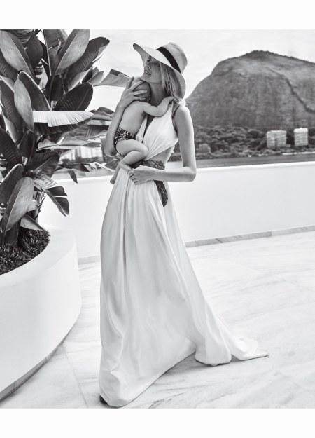 Mario Testino, Vogue, March 2017 Caroline Trentini