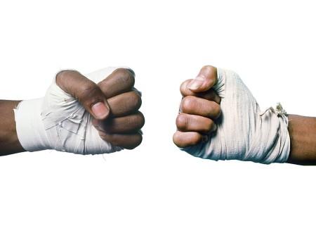 ALI vs FOREMAN © Pierre Houles