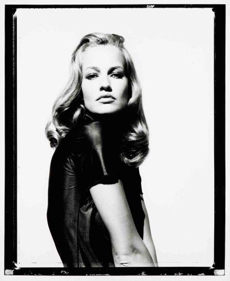 Karen Mulder 1994 © Marc Hispard