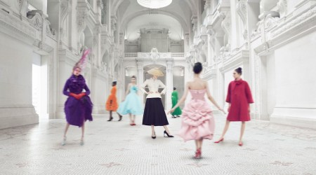 70 years of Dior archives