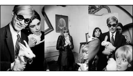 Andy Warhol Dorléac & Deneuve, 1966