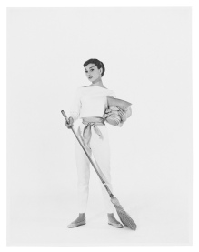 Audrey Hepburn Funny Face © Bud Fraker copia