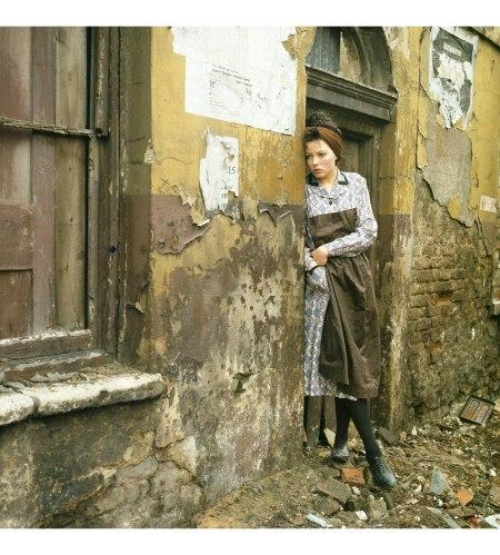 'Broken Alley, Standing', 1968 (© Jim Lee)