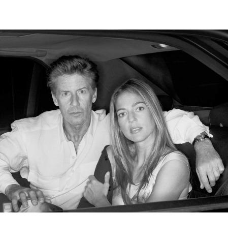 Calvin and Kelly Klein 1994 © Albert Watson