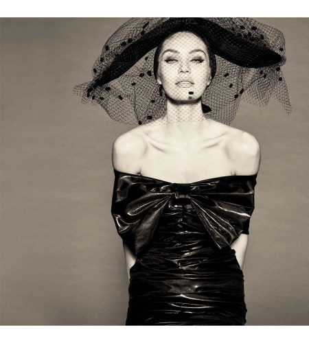 Candice Swanepoel Vogue Italia July 2017 © Steven Meisel b