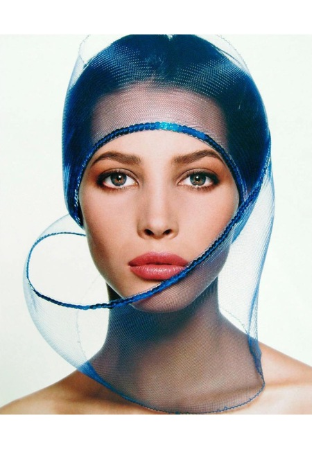 Christy Turlington, October 14, 1986