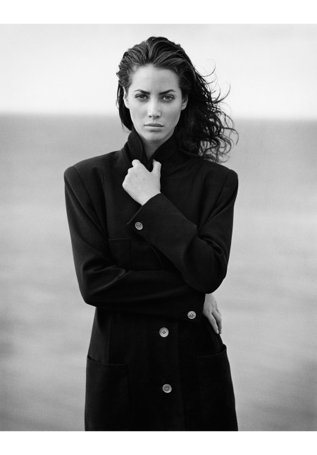 Christy Turlington, photographed for Calvin Klein in the Virgin Islands, 1989. © Bruce Weber