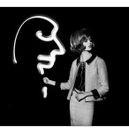 Dorothy + light numbers,1962 From the series Fashion + Light Drawings, Paintings Etc b