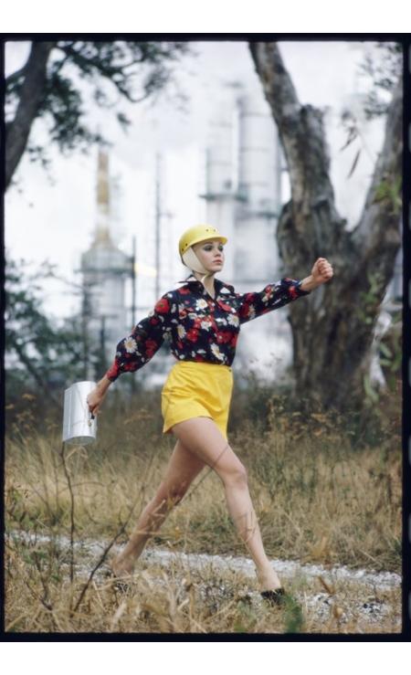 Gösta Peterson, Mademoiselle, 1970 Gösta Peterson