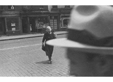 Greenwich Village, New York, C. 1940 © © Helen Levitt