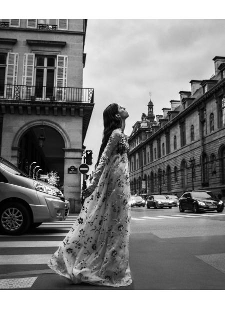 Hayett McCarthy - Vogue Couture © Elizaveta Porodina