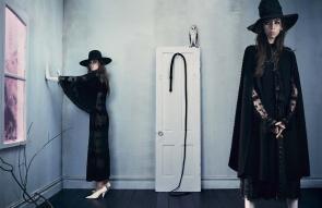 Issa Lish Mali Koopman Vogue Germany Nov 2016 © Emma Summerton5