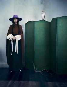 Issa Lish Mali Koopman Vogue Germany Nov 2016 © Emma Summerton6