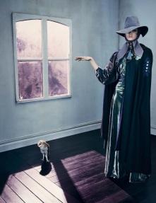 Issa Lish Mali Koopman Vogue Germany Nov 2016 © Emma Summerton7