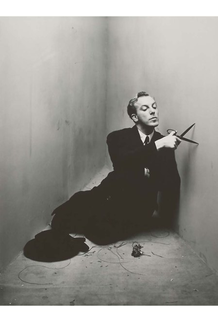 Jacques Fath photographed in New York by Irving Penn - 1948