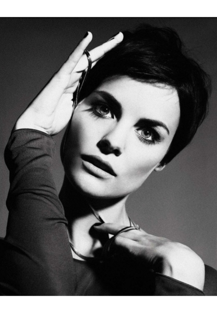 Jaimie Alexander Glamour © march 2014 © Jan Welters b