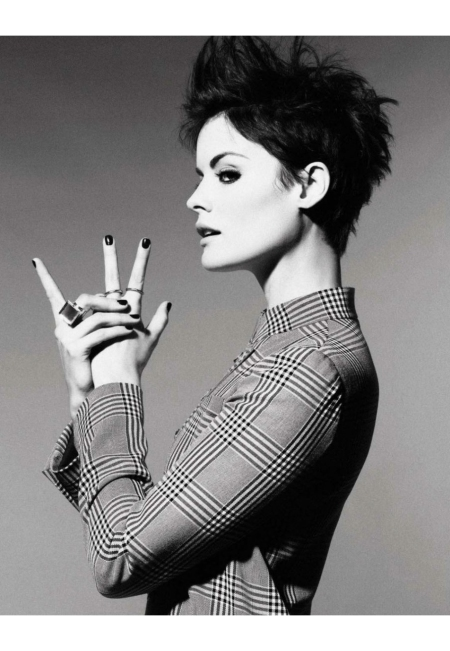 Jaimie Alexander Glamour © march 2014 © Jan Welters