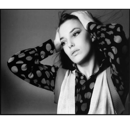Jane Birkin Vogue 1968 © Jean Jacques Bugat, (b. 1948), Jane Birkin, lifetime