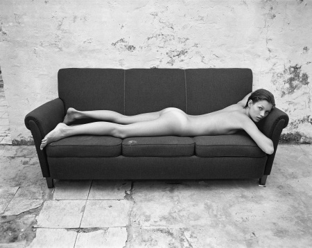 Kate Moss 1993 © Mario Sorrenti