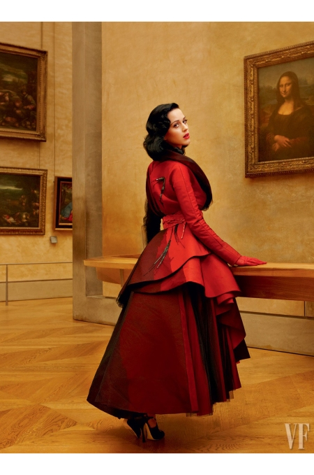 Katy Perry - june 2011 © Annie Leibovitz