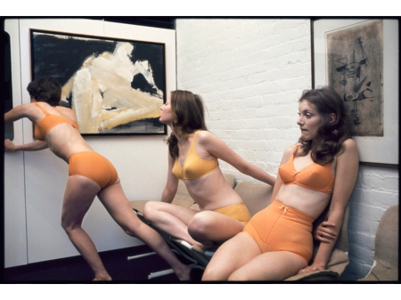 Mademoiselle, from Turn Gallery, 1971 Gösta Peterson