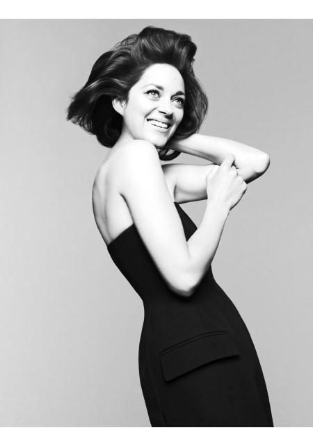 Marion Cotillard Madame Figaro may 2014 © Jan Welters