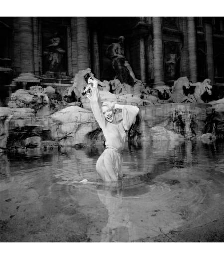 Mary Jonasson, La Dolce Vita, 1972 Roma © Gian Paolo Barbieri