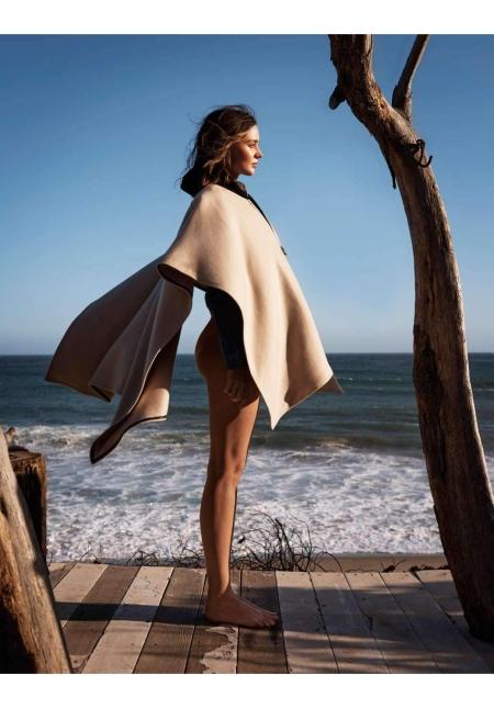 Miranda Kerr Elle France Juillet 2017 © Jan Welters c