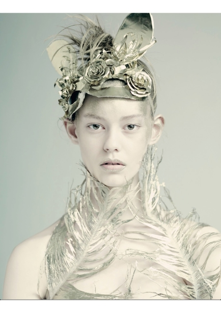 Ondria Hardin paolo roversi robbie spencer dazed & confused, july 2013 22