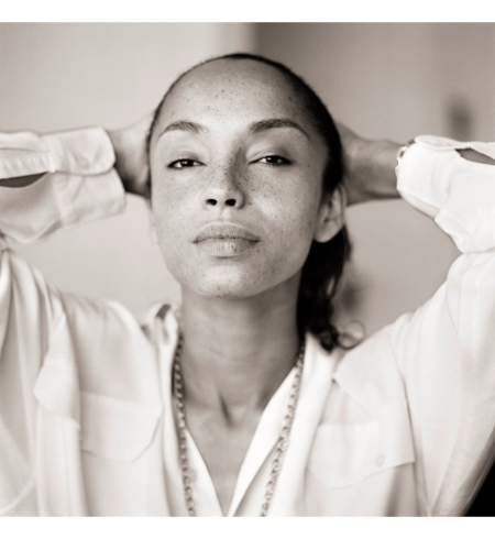 Sade, Without Makeup, Los Angeles, 1988 © Matthew Rolston