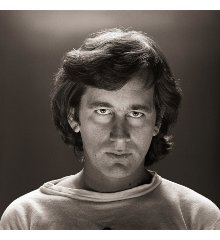 Steven Spielberg, Close Encounter, Los Angeles, 1977 © Matthew Rolston