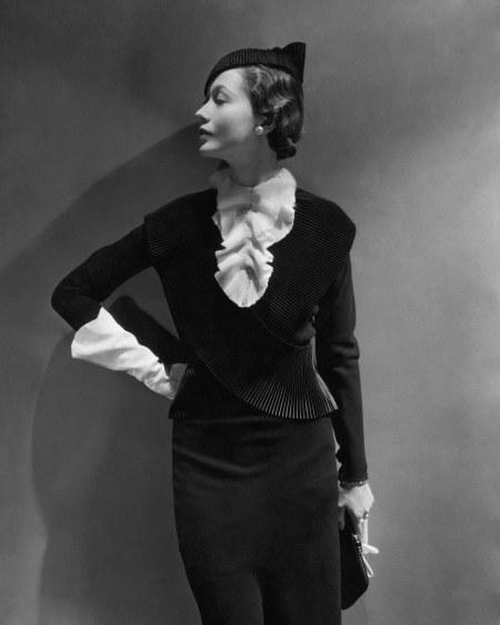 Toto Koopman-mainbocher George Hoyningen-Huene, Vogue, September 1933