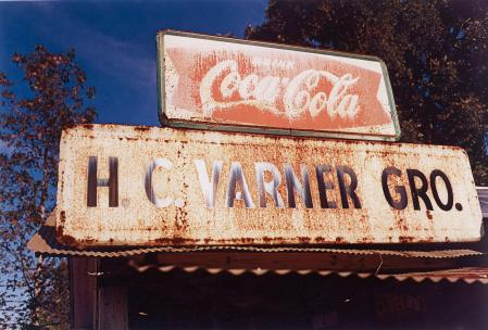 Untitled (Varner Grocery) © William Eggleston