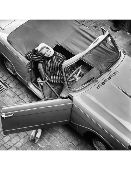Vogue November 1960 © Don Honeyman
