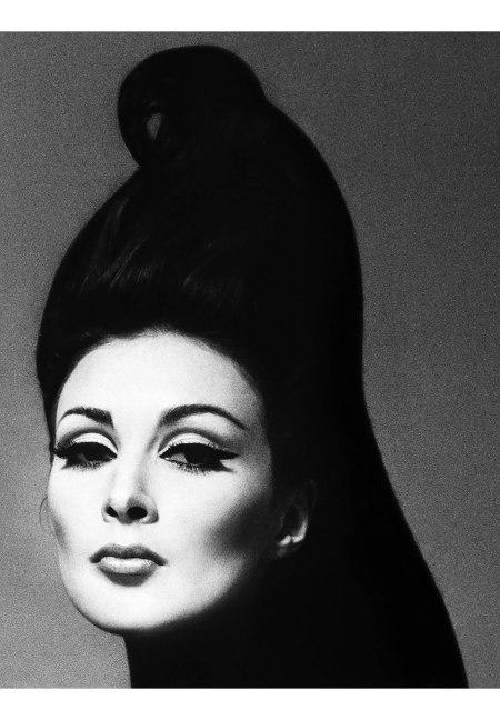 Wilhelmina Cooper 1962 © Victor Skrebneski