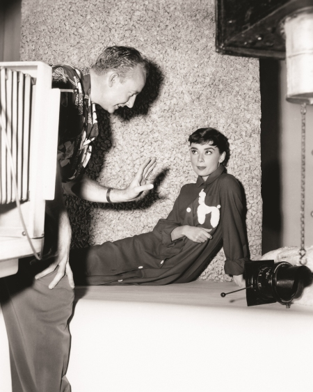Audrey Bud Fraker,1954