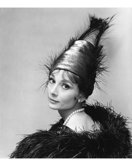Audrey Hepburn 1963 © Cecil Beaton copia