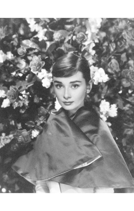 Audrey Hepburn c 1954 © Bud Fraker