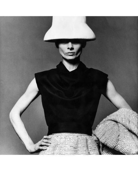 ca. April 15, 1963, New York, New York, USA --- Audrey Hepburn -